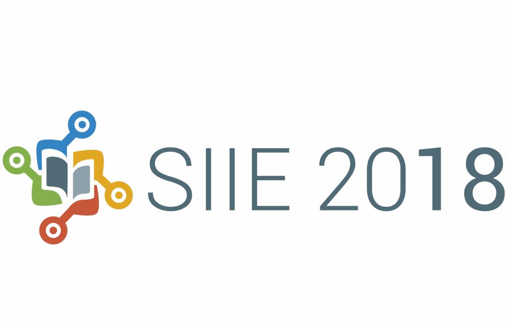 XXº SIMPOSIO INTERNACIONAL DE INFORMÁTICA EDUCATIVA SIIE 2018