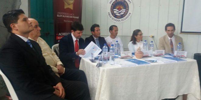 PRESENTACIÓN DEL PROYECTO ECOMUSEO DE LA PESCA ARTESANAL EN PUERTO LÓPEZ