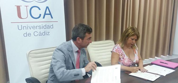 Ayuntamiento de Jerez y Universidad de Cádiz firman un protocolo general para abrir nuevas vías de colaboración