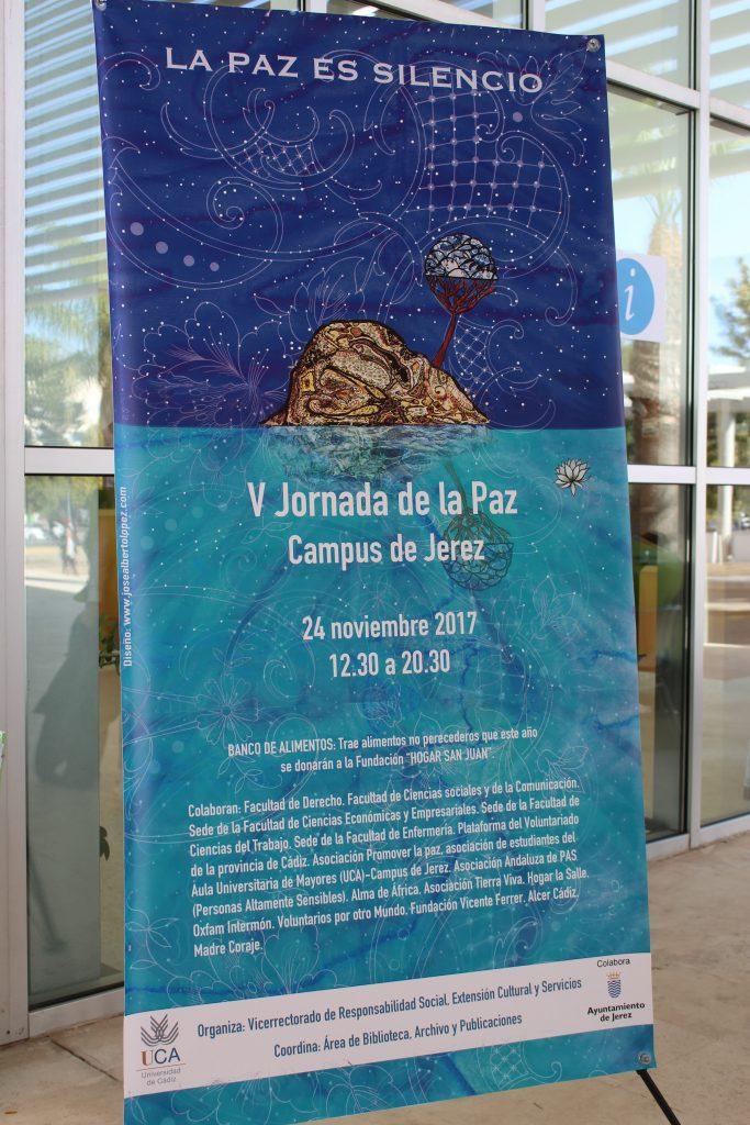 V JORNADA DE LA PAZ: Campus de Jerez
