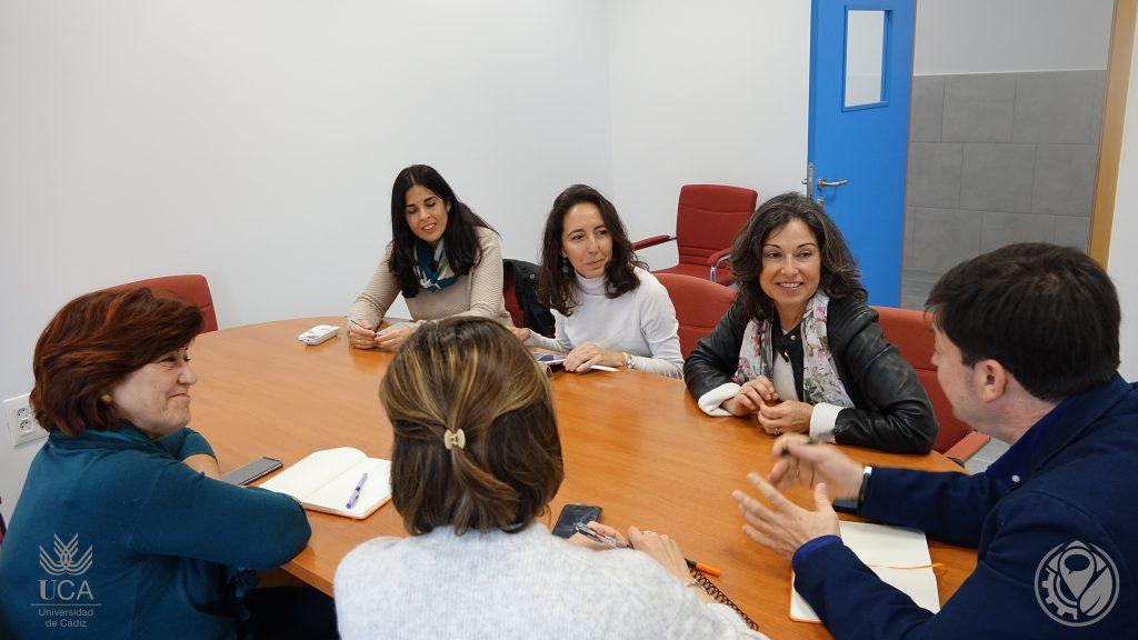 La Diputación de Cádiz y el INDESS analizan diferentes formas de colaboración