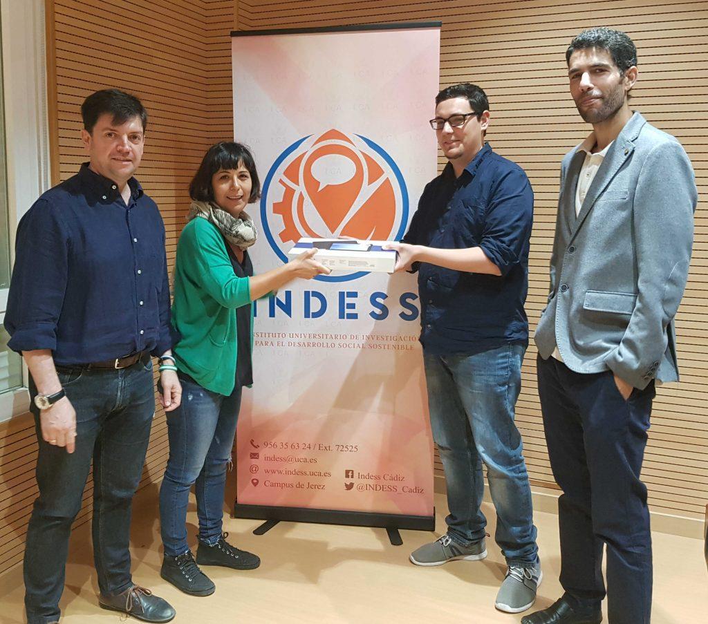 Indess Media anuncia al ganador del concurso de logosímbolos