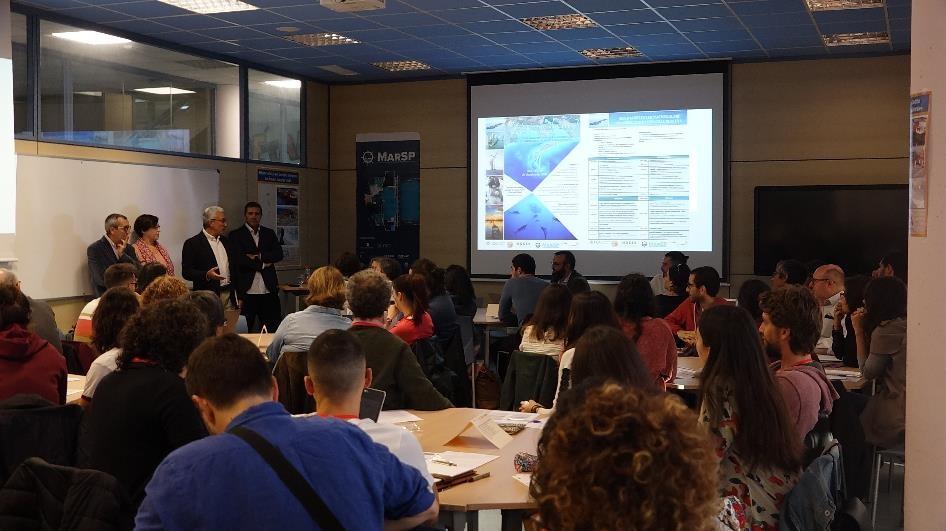 La Universidad de Cádiz reúne a expertos sobre planificación espacial marina en un seminario internacional