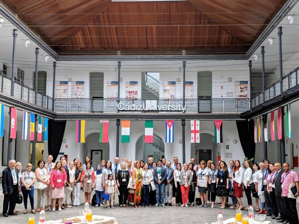 La UCA organiza la V Staff-Week para el programa Erasmus+ KA107