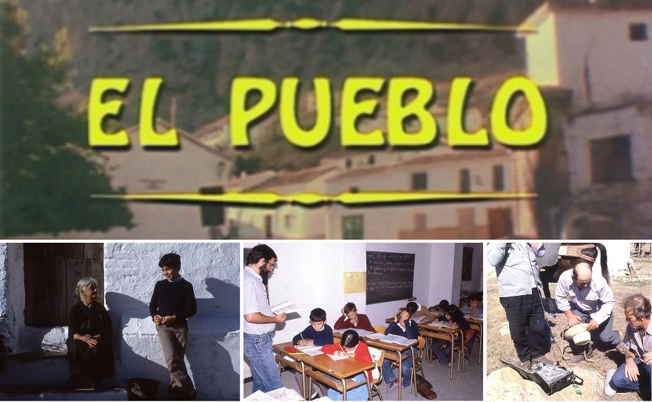 """ESTRENO NACIONAL DEL DOCUMENTAL """"EL PUEBLO"""" (1981), RODADO EN VILLALUENGA"""
