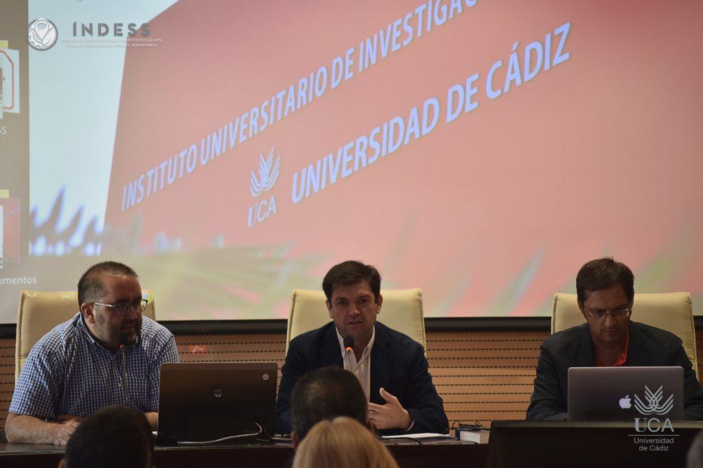 Celebración del Consejo del Instituto Universitario de Investigación para el Desarrollo Social Sostenible