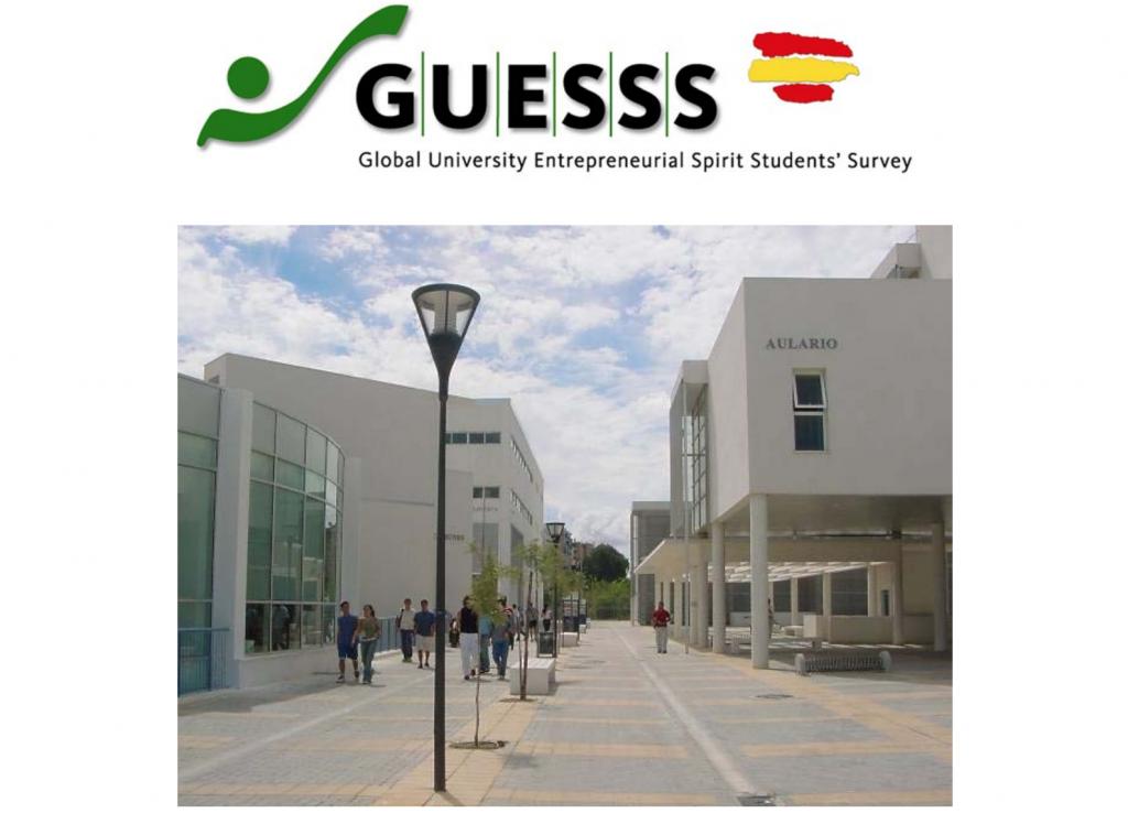 Se presenta el informe GUESSS
