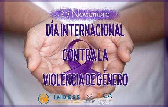 IMG 25 N- Día Internacional de la Eliminación de la Violencia Contra la Mujer