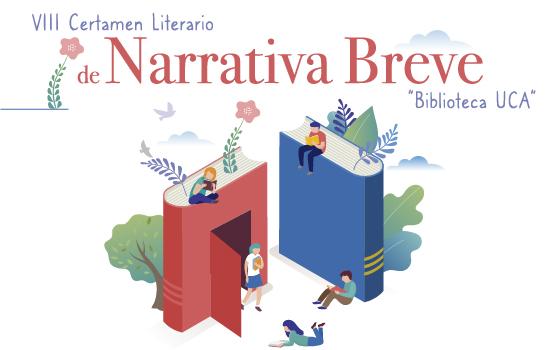 """Convocado el VIII Certamen Literario de Narrativa Breve """"Biblioteca UCA"""""""