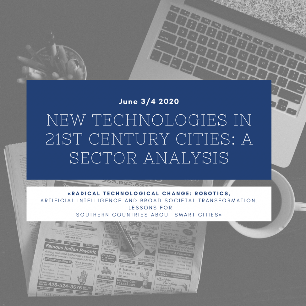 New Technologies in 21st Century cities: a sector analysis