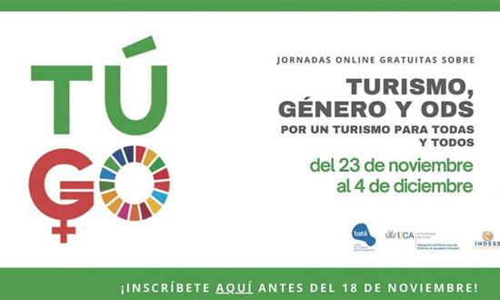 IMG Turismo, género y ODS: Por un turismo para todas y todos