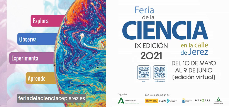 La Universidad de Cádiz, a través del INDESS, participa en la IX Feria de la Ciencia de la Calle en Jerez a través de sus laboratorios sociales: Civitas-Lab, LAB3in y LABCOEDPA
