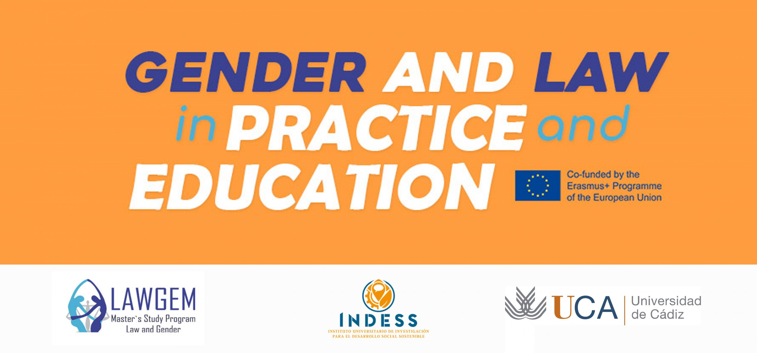 Congreso Internacional Gender and Law In Practice and Education