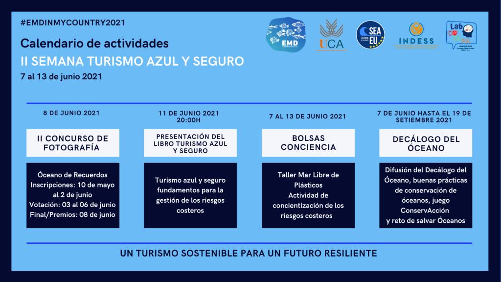 IMG La Universidad de Cádiz se suma por segundo año consecutivo a la convocatoria europea #EMDinmycountry2021, y a través...