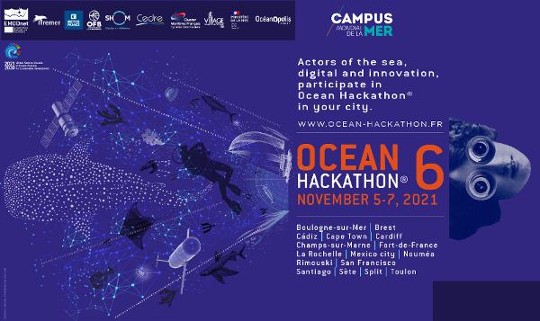 """El INDESS participará por segundo año consecutivo en el Ocean Hackathon con un nuevo reto: """"Alianzas del turismo y acuicultura para la sostenibilidad"""" presentado por el Laboratorio Social COEDPA"""