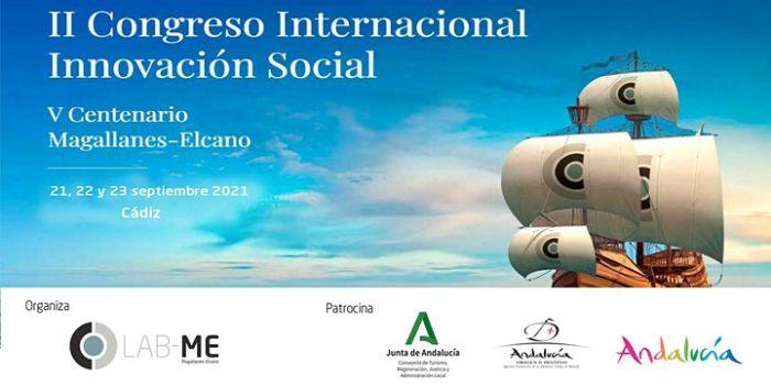 El INDESS ha participado en el II Congreso Internacional de Innovación Social promovido por el Laboratorio Laboratorio de Innovación Social Magallanes-Elcano (LAB-ME)